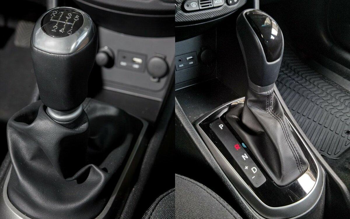 На какой машине лучше учиться вождению: с коробкой-автомат или механикой
